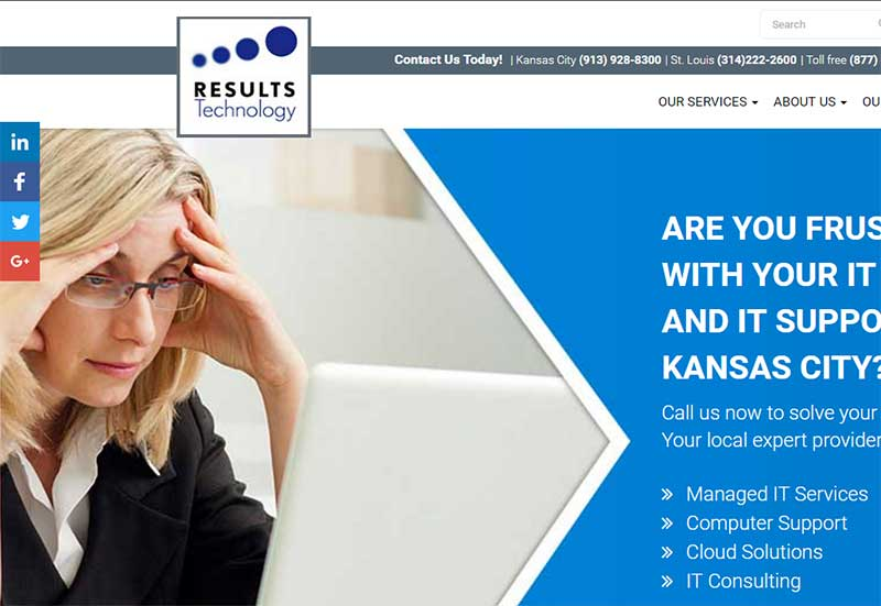 RESULTS Technology  – Computer Support
